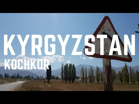 KOCHKOR TO LAKE ISSYK KUL | KYRGYZSTAN THINGS TO DO | FIRST WORLD TRAVELLER