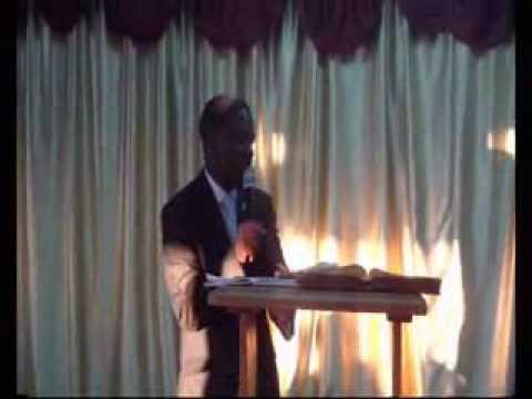 Pastor Rodgers Kalinde  - Its Time to Change You Address 2