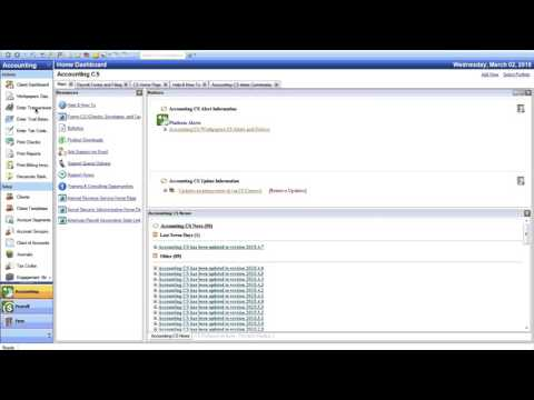 Create Engagement Binder in Workpapers CS with UltraTax CS