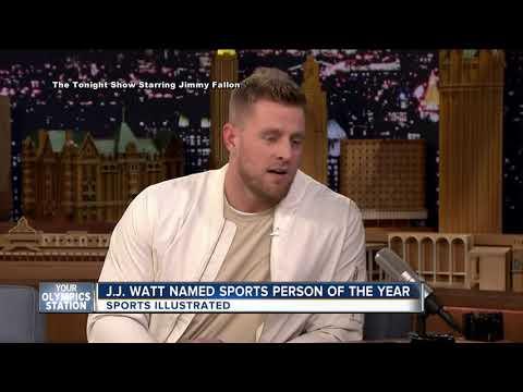 J.J. Watt named Sports Illustrated