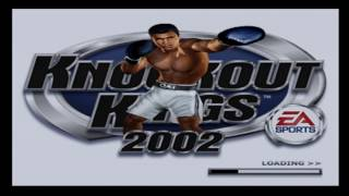 Knockout Kings 2002 PS2 Gameplay