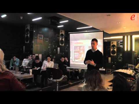 Event management contest: Edukacija
