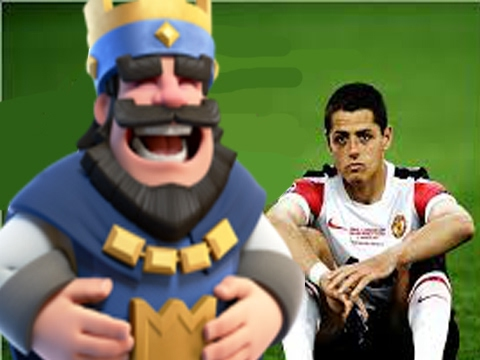 "LE GANO A ""CHICHARITO"" EN CR Y PASA ESTO :V - Clash Royale"