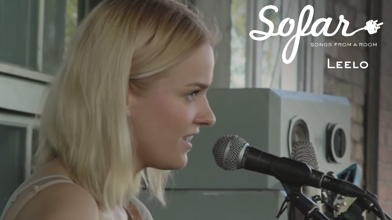 Leelo - If Ever | Sofar Berlin