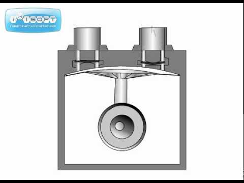 Diaphragm pump animation youtube diaphragm pump animation ccuart Choice Image