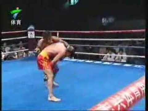 Buakaw vs Sun Tao (2/2)