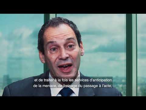 Interview Marc Darmon et Philippe Vallée sur Milipol 2019- Thales