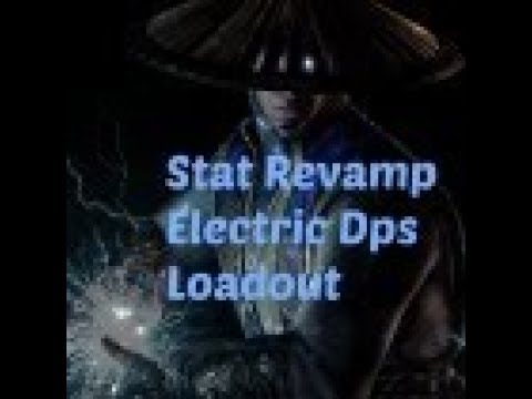 DCUO Best Stat Revamp Electric Dps Loadout GU73