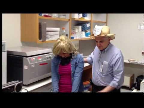 BCM Genetics Lupski Lab Retreat Skit 2012 - 3rd Place Winner