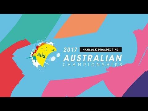 Day 1 Finals - 2017 Hancock Prospecting Australian Swimming Championships