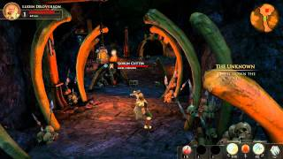 Dungeons and Dragons Daggerdale HD Gameplay