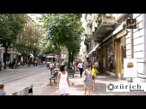 Zürich | Zurich | Zurigo - metropolis of experiences