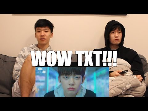 TXT (투모로우바이투게더) 'Introduction Film - What do you do?' - 연준 (YEONJUN) REACTION [CANT WAIT!!!]