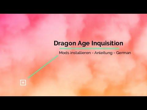 Dragon Age Inquisition [Mods installieren]