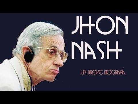 Biografia de John Forbes Nash