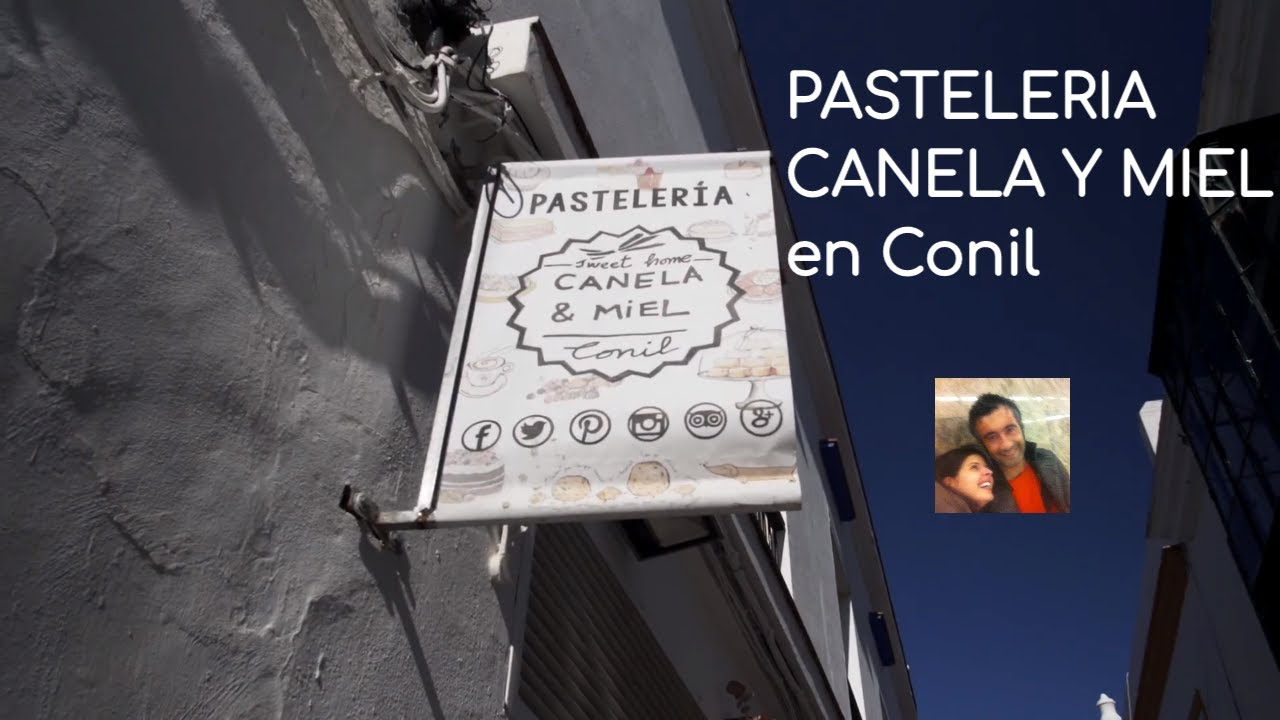 PASTELERIA CANELA Y MIEL - Conil de la Frontera, Cádiz  - Panasonic GH5 (1080p)