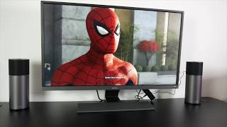 BENQ EW3270U 4K HDR Gaming Monitor - HDMI / USB C / 8MS