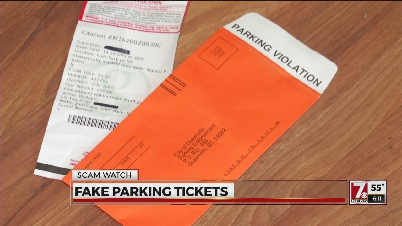 Scam alert that parking ticket could be a fake youtube scam alert that parking ticket could be a fake altavistaventures Images