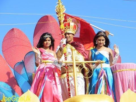 Panjim Carnival Floats 2014