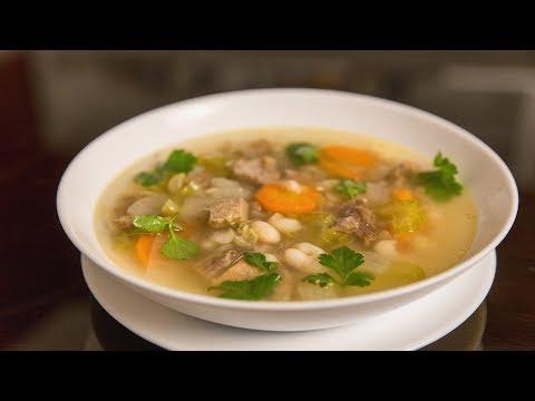 пастернак рецепт суп