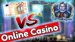 50€ VS. SLOTS im Online Casino!🔥 Was wird passieren? | Deutsch
