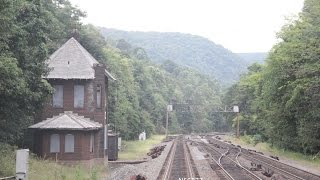 Viewing the NS Pittsburgh Line from Harrisburg to Pittsburgh P6