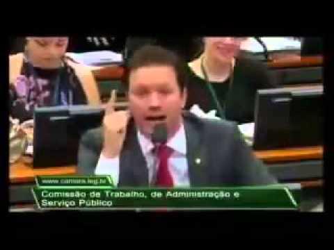Deputado Federal fala do aumento e auxílios da magistratura