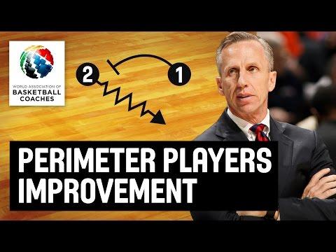 Perimeter Players Improvement - Mike Dunlap - Basketball Fundamentals