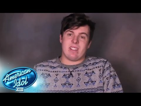 Alex Preston: Top 5 Finalist Diaries - AMERICAN IDOL XIII