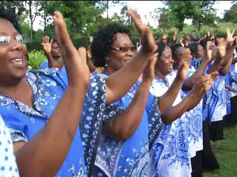 St. Cecilia Catholic Choir - Ngong Cathedral Mwimbieni Bwana