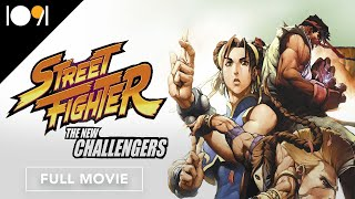 Street Fighter: The New Challengers (FULL MOVIE)
