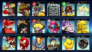 Super Smash Bros. Ultimate - All Summon Spirits