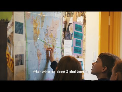 Global Learning in Practice: Scoil an Droichid