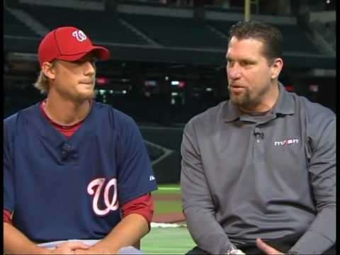 Rob Dibble asks Ross Detwiler about the impact of Ivan Rodriguez on his outings