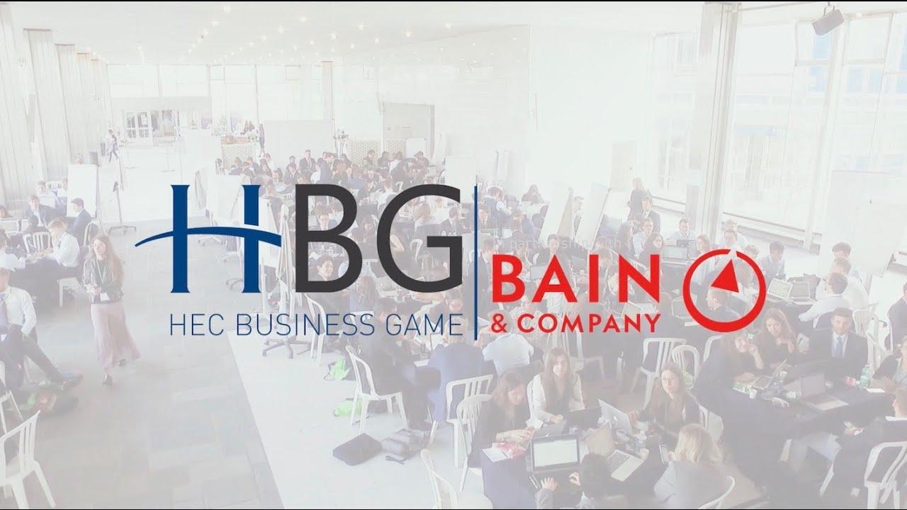 HEC Business Game 2018 Recap
