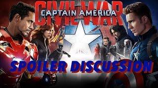 Captain America: Civil War - Spoiler Discussion/Review