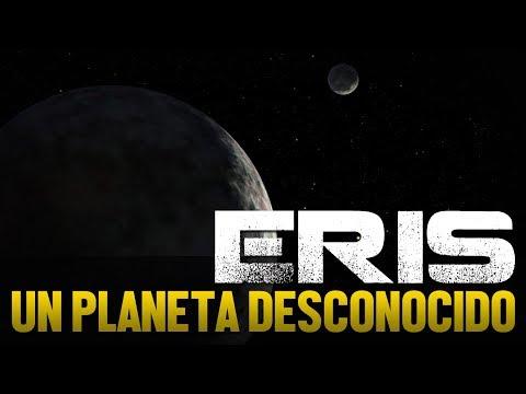 ERIS: El planeta del que DESCONOCÍAS SU IMPORTANCIA