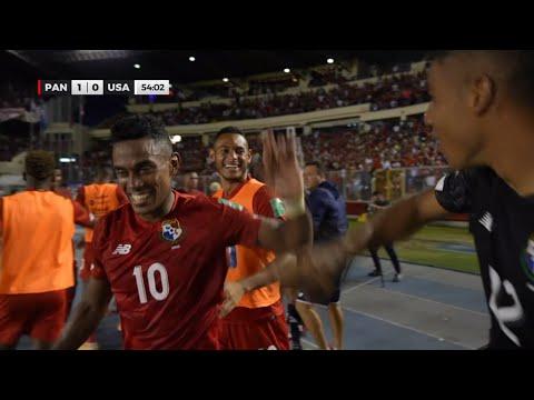 Panama USA Goals And Highlights