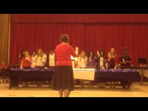 South Side Baptist School Performs for Oak Lawn Seniors