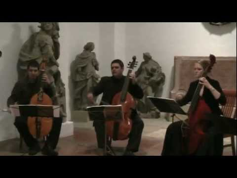Marin Marais: Rondeau - Première suite a III violes