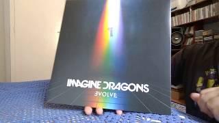 imagine dragons - evolve - vinyl unboxing