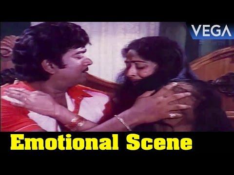 Panjali Tamil Movie || K. R. Vijaya Emotional Scene thumbnail