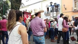 Sábado de gloria/Jerez Zacatecas 2016
