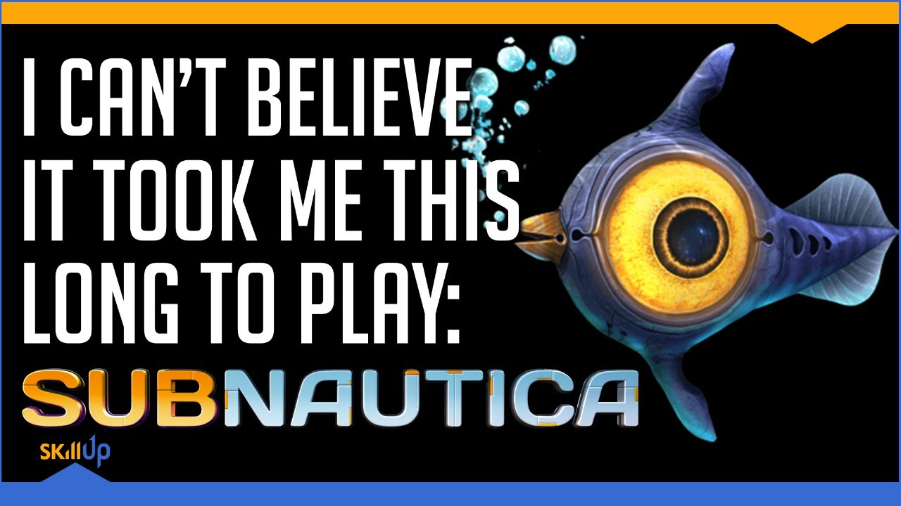 Why Subnautica Is The Only Survival Game I've Enjoyed (Review) (Video Game Video Review)