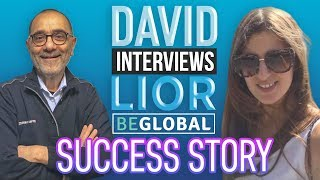 David Interviews Lior.