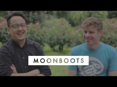 Moon Boots Japan Tour Interview W/block.fm