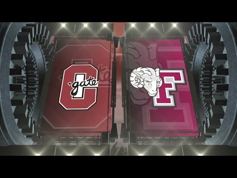 Patriot League Prime Plays: Fordham Stays Undefeated in Conference | CampusInsiders