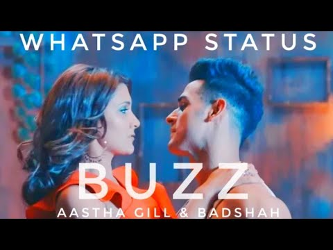 Aastha Gill - Buzz feat Badshah (Whatsapp Status) - Priyank Sharma - Official Music Video