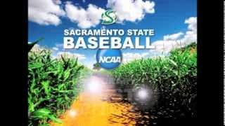 Sacramento State Baseball - First Pitch- Pat Still from KNCI Radio
