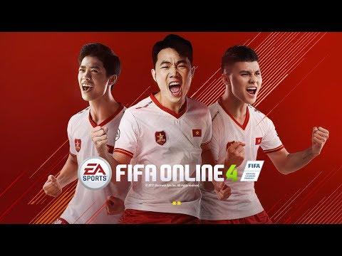 FIFA ONLINE 4: XẾP HẠNG Vs Thánh QUẨY Công Phượng - Quang Hải & Xuân Trường #2 - ShopTayCam.com
